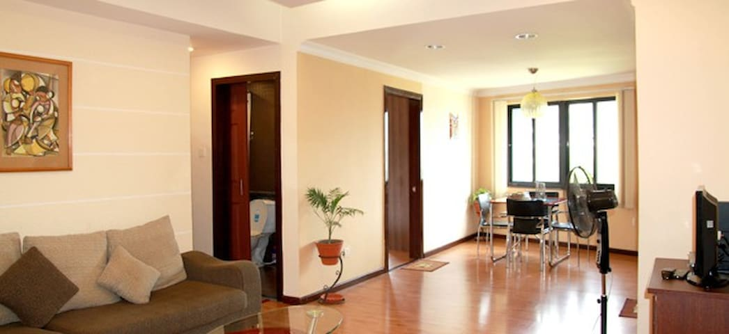 TCH Tower IV Sitapaila 2 BHK Apt. - Sitapaila - Apartment