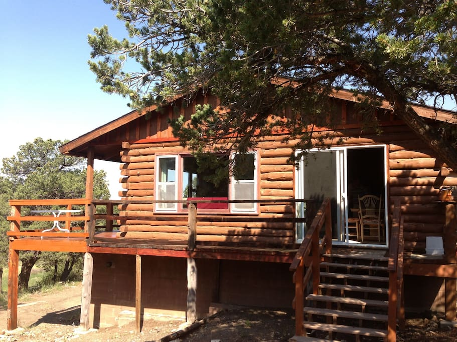 canon city mtn cabin cozy rustic cabins for rent in