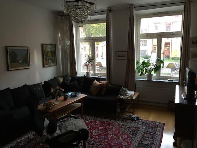 City Center South,för kvinna(women only),nice room - Tukholma