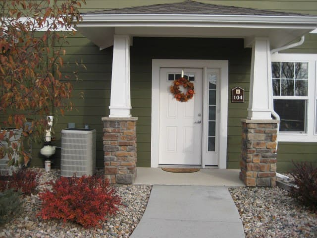Master Suite in Quiet Condo ko - Fort Collins - Kondominium