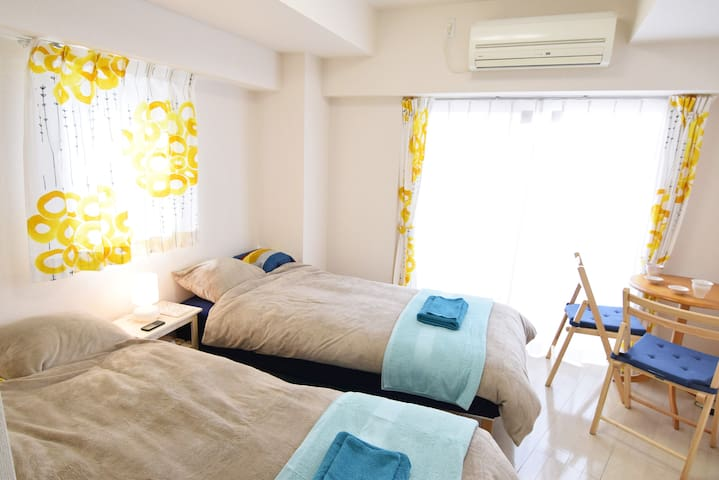 4min to JR line, 8min to Shibuya! - Shinagawa - Apartment