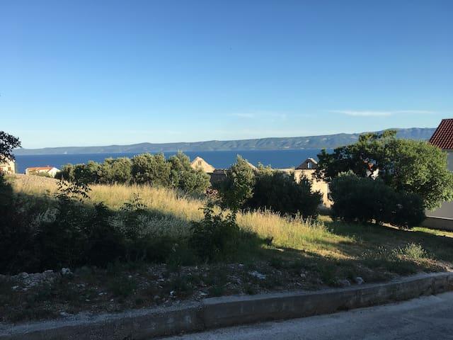 Great view from Radoš apartmants!!!