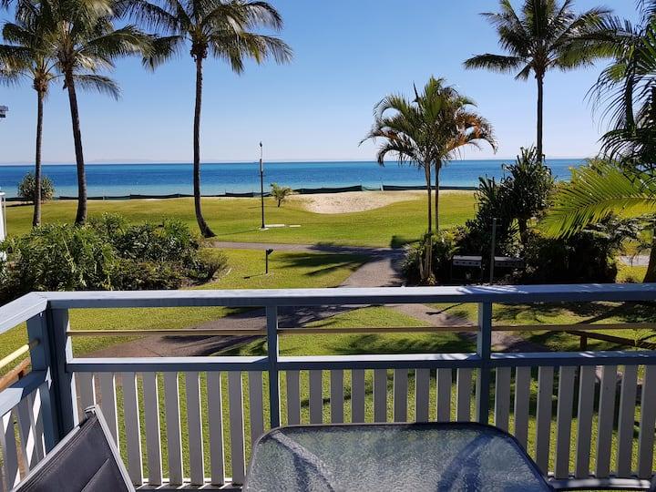 Tangalooma Beachfront Villa 6  - Air Conditioned