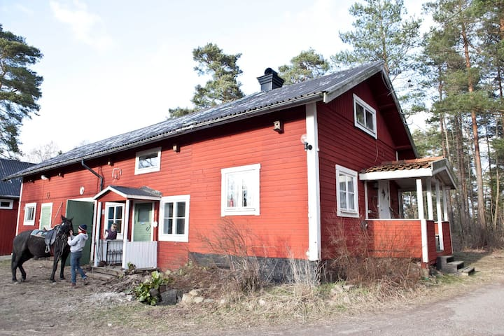RURAL RETREAT - STOCKHOLM 1 HOUR