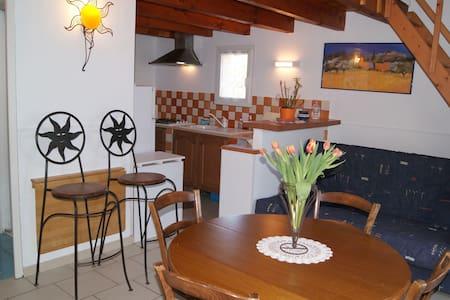 BEAU DUPLEX 45M²  EN PROVENCE - Aubignan - บ้าน