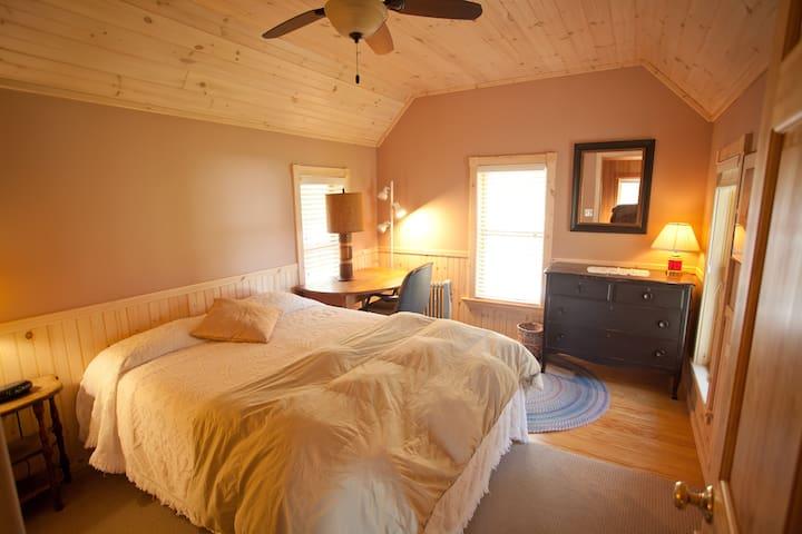 Thousand Island Park Room with Shared Bath - Thousand Island Park - Rumah