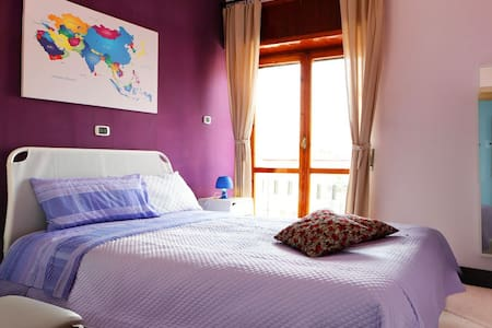 B&B Business - Asia room - Casalnuovo di Napoli - Bed & Breakfast