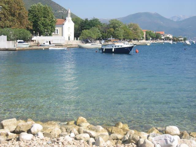 townhouse on the Adriatic coast - Đenovići - Hus