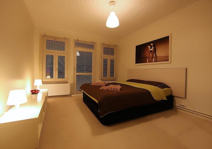 Duplex Suite in Taksim (2 Terraces)