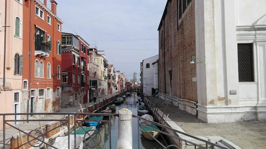 ROOM near BIENNALE - Venetië - Huis