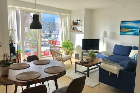 BRAND NEW APARTMENT IN CENTRAL COPENHAGEN