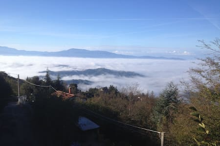 Good All Year - mountain villa southeast of Rome - Serrone - Villa