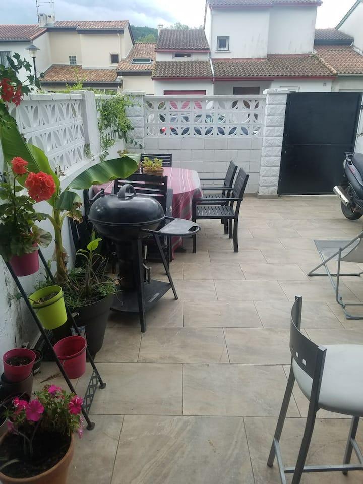 Maisonnette 68 m2 à 2 pas de  l'Espagne