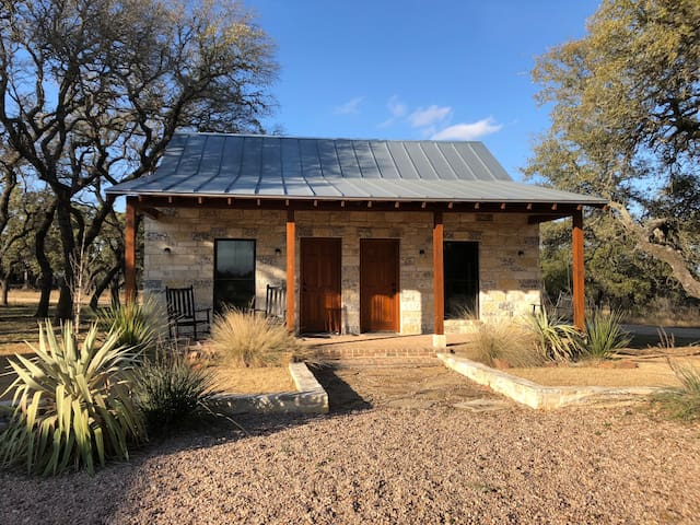Rustic Casitas in Texas Wine Country