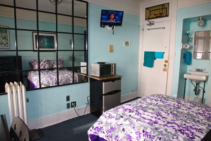 Residential hotel near Union Square SF room#1