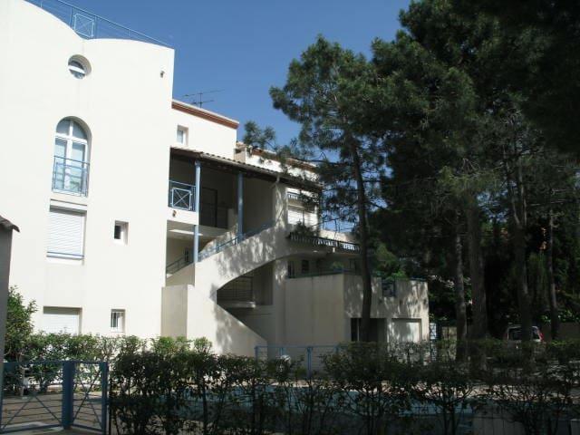 LA VAGUE DES PINS 680 - Argelès-sur-Mer - Wohnung