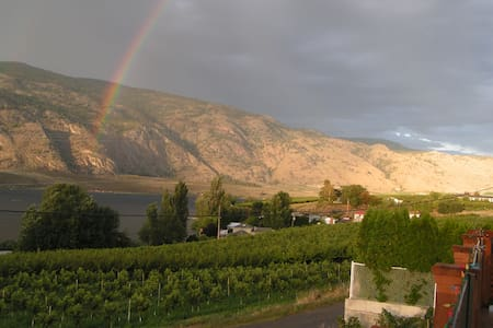 Lake Osoyoos Orchard Retreat - Osoyoos