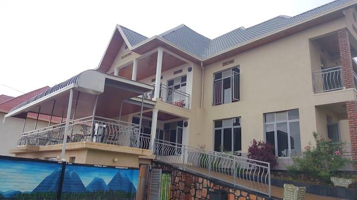 Kent Residence Kigali Rwanda | Home away from Home