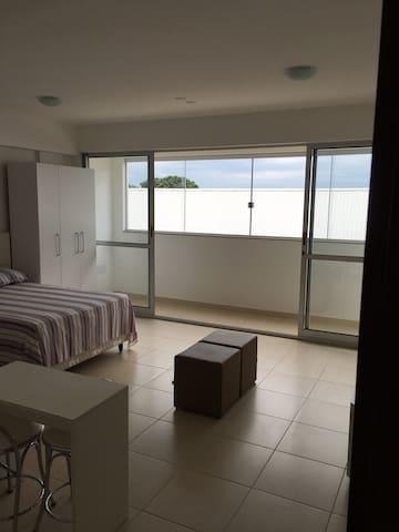 Flat novo,bem localizado e espaçoso - Brasília - Loft