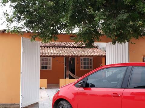 Casa de praia em Alcobaça Bahia Temporada