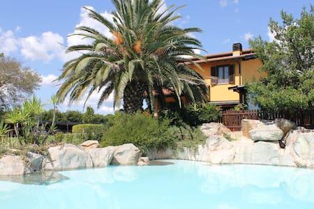 Apartment + pool Maremma Tuscany - Massa Marittima