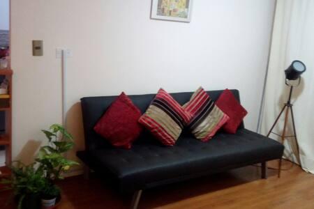 Habitación en departamento nuevo. - Quilpué - Byt