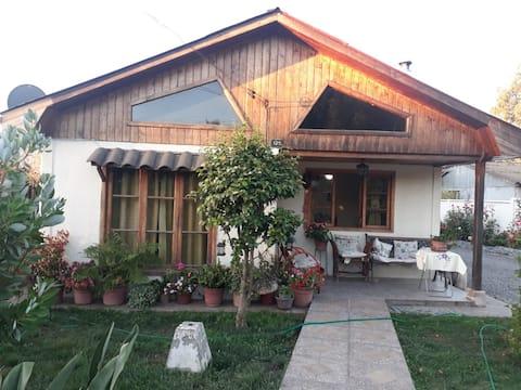 Habitaciones en hermosa casa de Lolol
