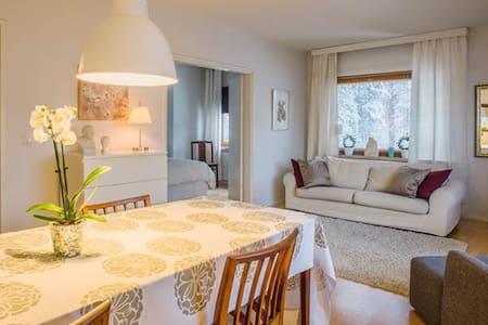 3-bedroom apartment overlooking Lahti City Centre - Lahti