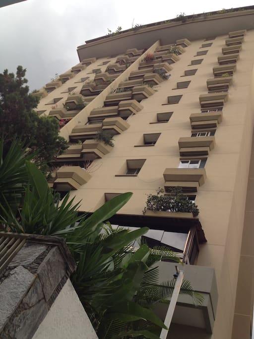 Edificio vista externa