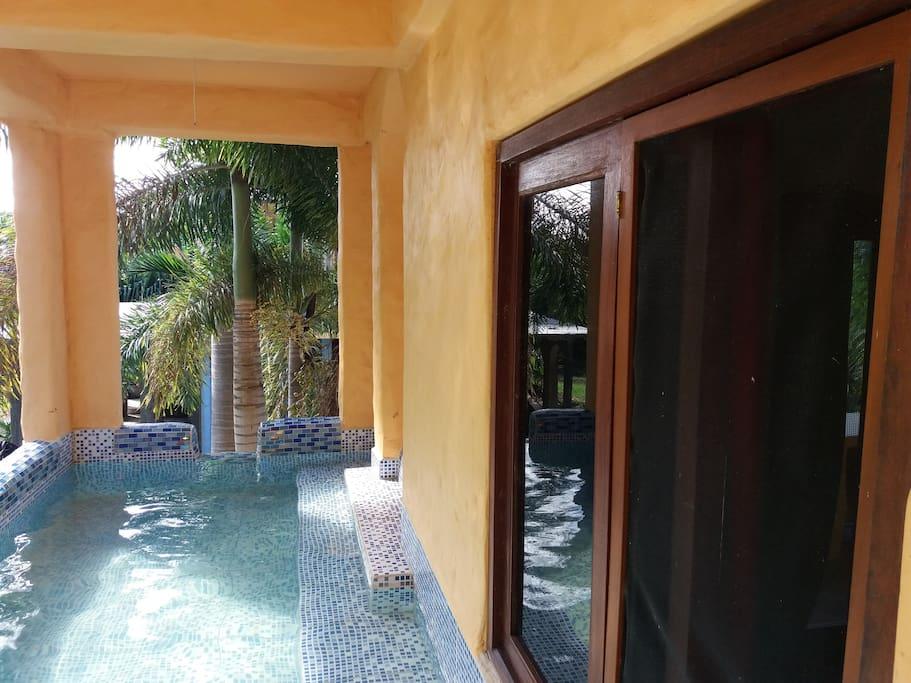 Armonia Private Plunge Pool