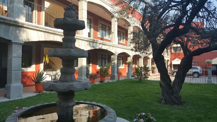Suite en el corazón Cholula - Cholula de Rivadabia - Apartamento