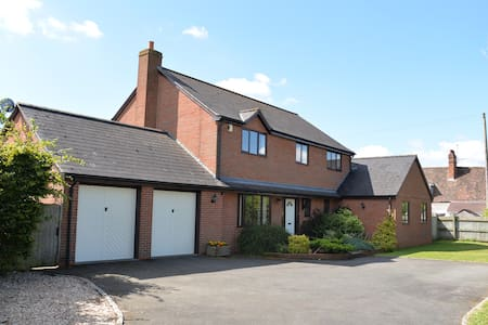 Stratford House - Ideal Country Retreat, Free Wifi - Upton Snodsbury - Dom