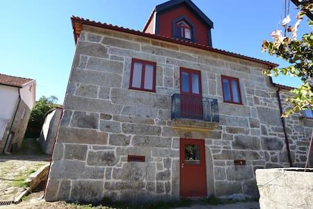 Casa do Padre de Porto Bom - Ponte da Barca - วิลล่า