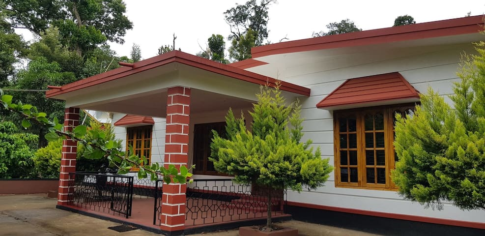 FIRE FLY ESTATE - A HOME AMIDST COFFEE PLANTATION