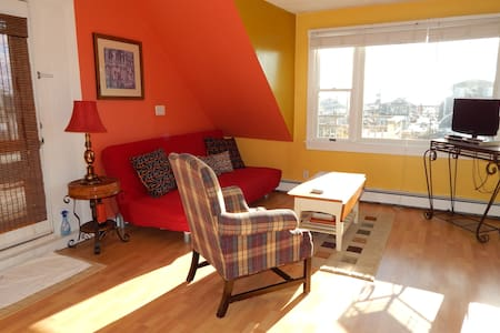 In the heart of Provincetown - Provincetown - Loft