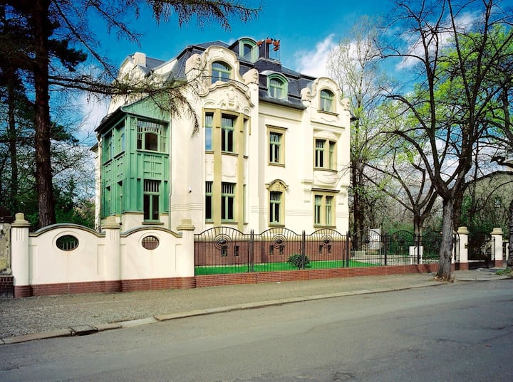 Apartment Villa am Bretschneiderpark