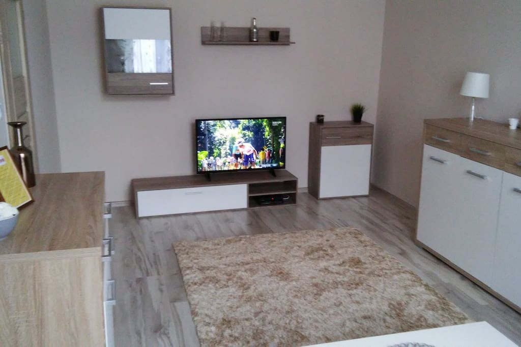 The room is comfortable, spacious (19 square meters) and...