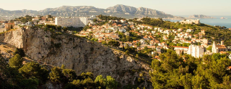 Semesterboende i Marseille