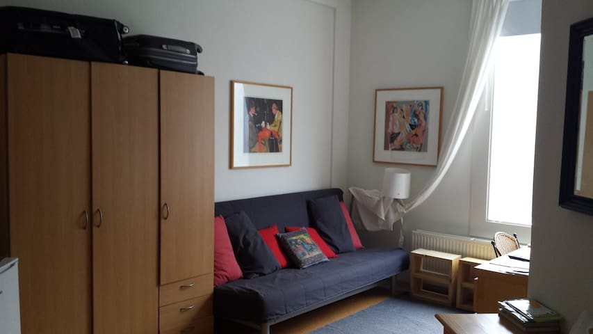 Light & spacious room in the Hague