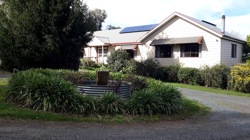 Lodge @ Neerim Country Cottages