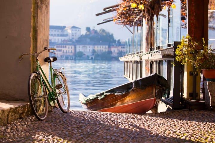 Appartamento tra il Lago Maggiore e il Lago d'Orta - Borgomanero - Apartment