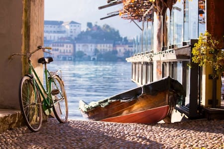 Appartamento tra il Lago Maggiore e il Lago d'Orta - Borgomanero