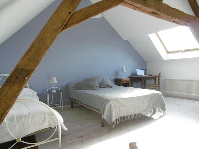Maison charmante en val de loir - Montoire-sur-le-Loir - Casa