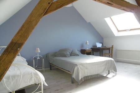 Maison charmante en val de loir - Montoire-sur-le-Loir - House