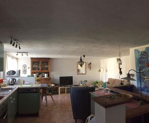 Charming apartment in the heart of benahavis.