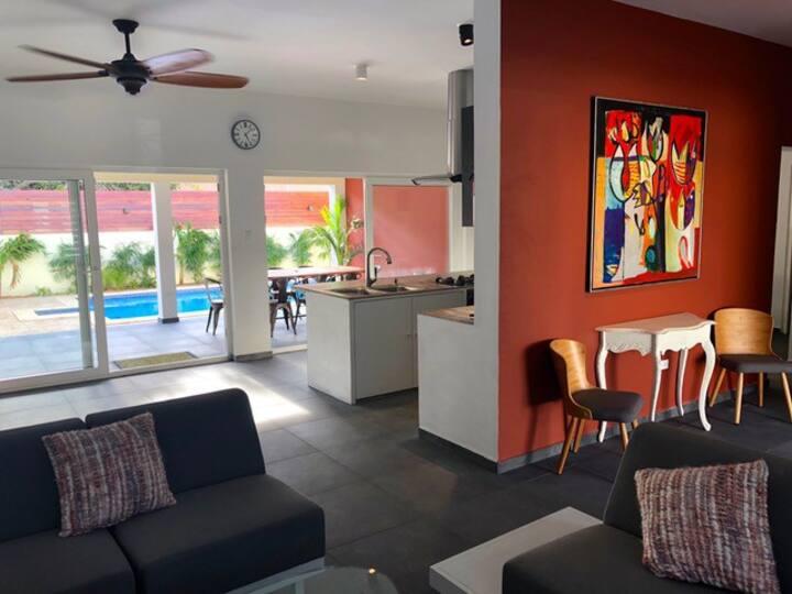 The best Villa in Aruba WALK TO PALM BEACH !