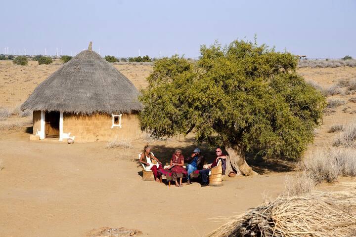 Nomads Desert Retreat