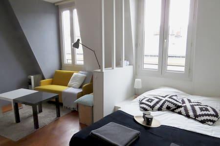 Studio : cosy, calme et lumineux - Paris