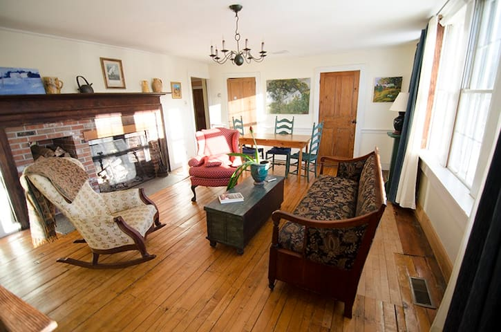 Flower Hill Farm Retreat Downstairs Apartment - Northampton