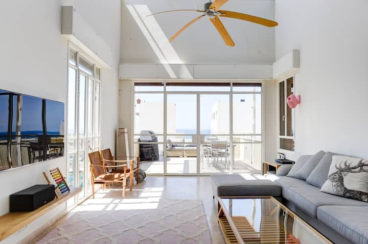 Jaffa Luxurious Sea View Huge Villa